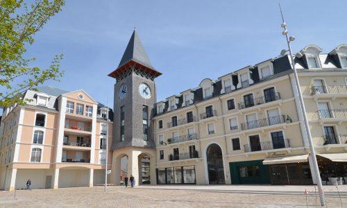 Photo de la résidence Les Jardins Eugenie à Deauville
