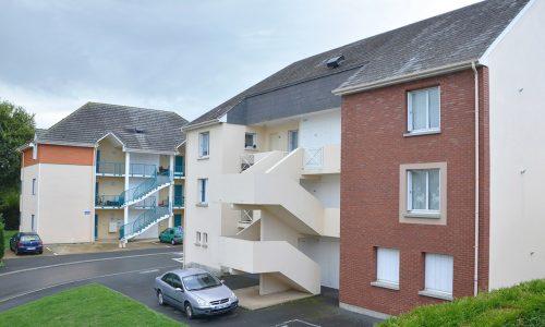 Photo de la résidence Les hauts Bords à Honfleur
