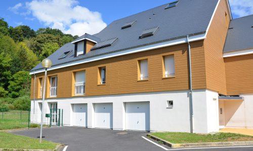 Photo de la résidence Les Corderies à Gournay