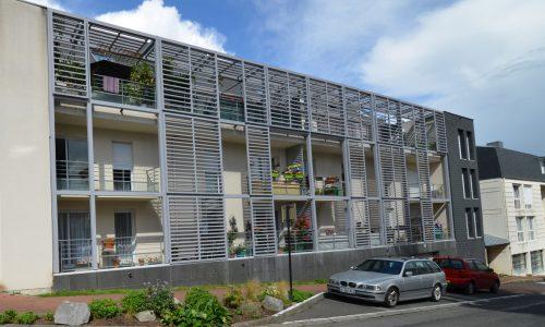 Photo de la résidence Saint Nicol à Honfleur